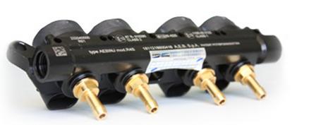 ชุดหัวฉีด Injector - ENERGY REFORM รุ่น Advanced-OBD II