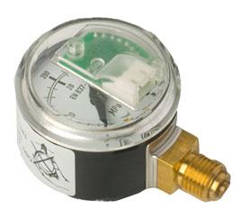 ตัววัดปริมาณก๊าซพร้อมสายสัญญาณ (NGV Pressure Gauge)